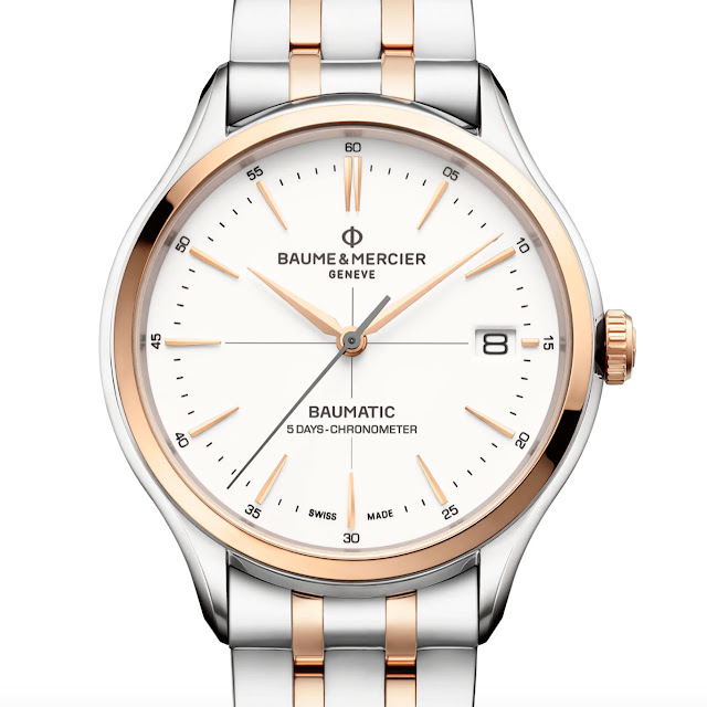 Baume et Mercier Clifton Baumatic 10458