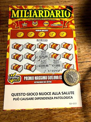 イタリアの宝くじ
