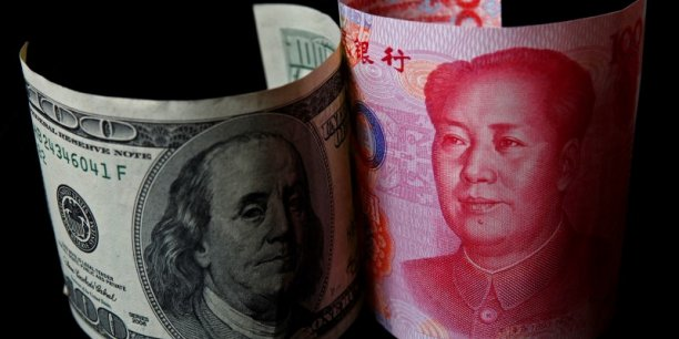 """La Russie et la Chine déclarent la guerre au """"dollar""""."""