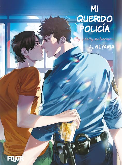 Ediciones Fujur licencia Mi querido policía de Niyama.