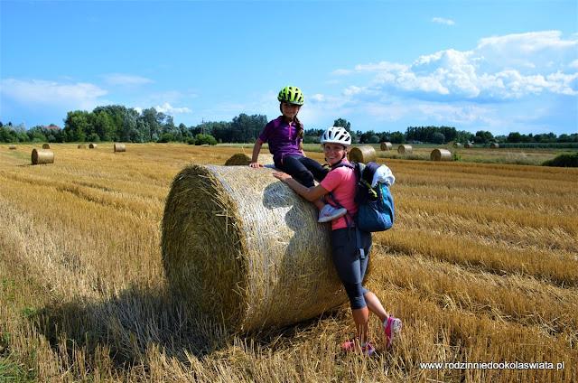 Małopolska z dziećmi- Wiślana Trasa Rowerowa z Ujścia Jezuickiego do Szczucina