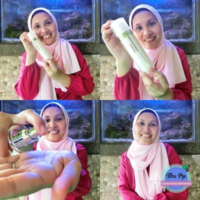 TROPIKA Face Cleansing Oil, bukan sekadar pencuci muka biasa
