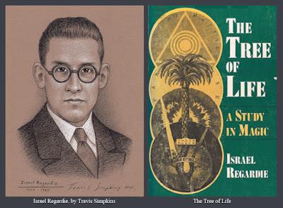 srael Regardie. Qabalah. The Tree of Life. The Golden Dawn. Ceremonial Magick. by Travis Simpkins