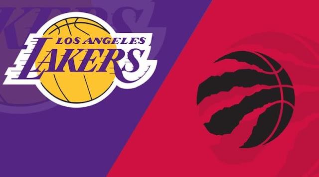 Raptors VS Lakers, Kyle Lowry Bawa Kemenangan Timnya