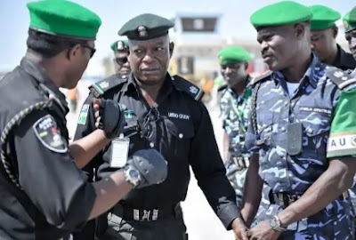 Four Police Officers Arrested For Harassing, Extorting 16-Year-Old In Lagos