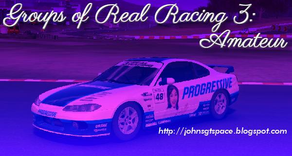 Real Racing 3 Amateur Group