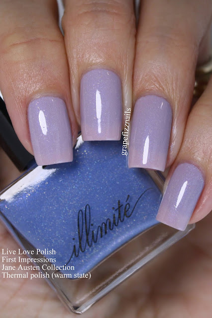Live Love Polish Jane Austen Collection First Impressions