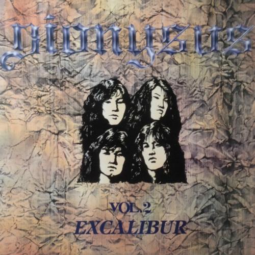 Dionysus – Excalibur_Vol.2 (2015 Reissue)