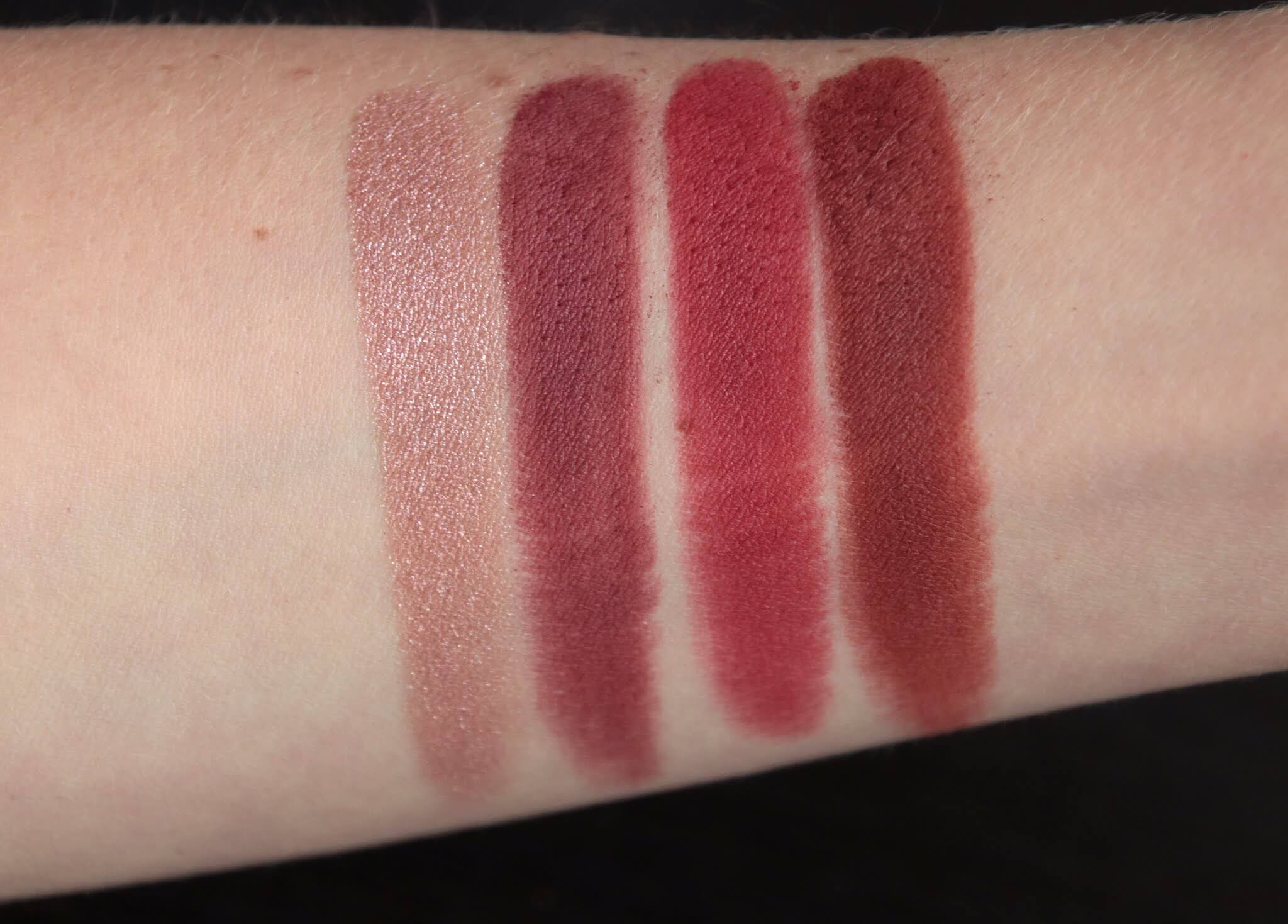 Chanel 4 Ombres 364 candeur et séduction swatch