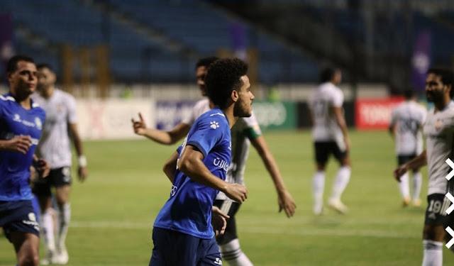 اهداف مباراة سموحة واسوان (3-1) الدوري المصري