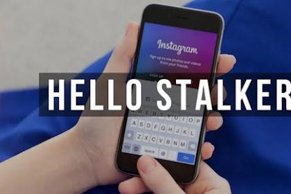 Cara mengetahui stalker di Instagram