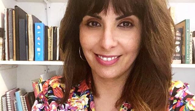 Carla García Buscaglia, anunció su candidatura al Congreso