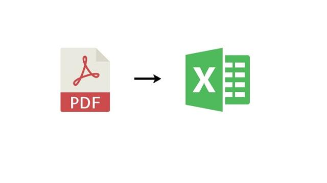 Cara Mengubah File PDF ke Excel Secara Offline