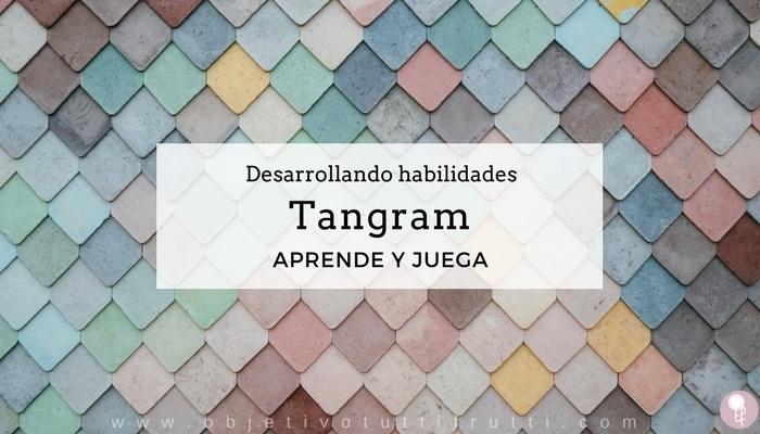 un juego muy completo y educativo tangram