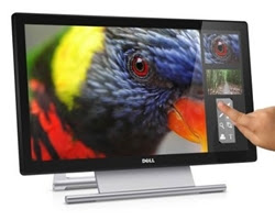 Monitor Touch Dell LED 21.5 Inch S2240