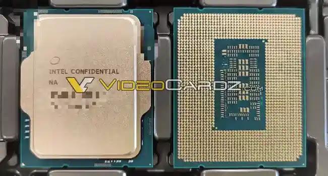 Intel Alder Lake işlemci