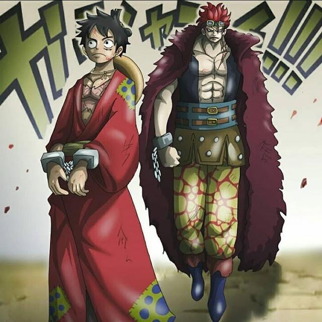 One Piece 933 Spoiler Bocor Dikit, Kyoshiro Berkhianat kepada Orochi! - Animenyus