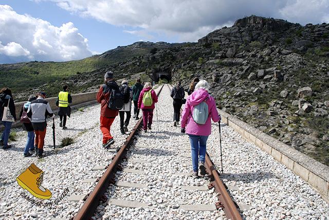 Caminando hacia la historia del Los Barracones Bustarviejo
