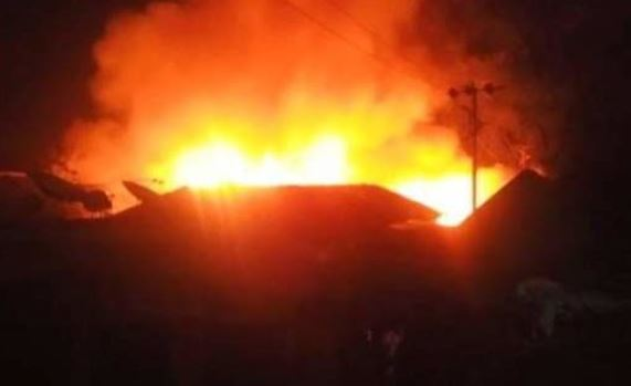 Twelve corpses burnt in OAU mortuary fire