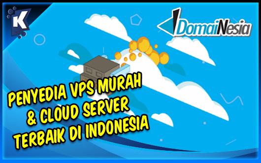 Penyedia VPS Murah dan Cloud Server Terbaik di Indonesia