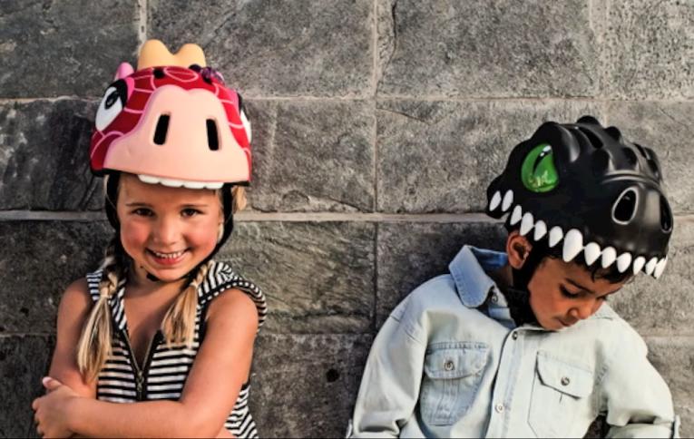 детский велосипедный шлем