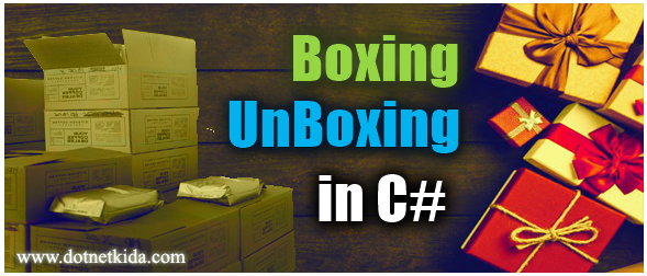 Boxing and Unboxing in C#
