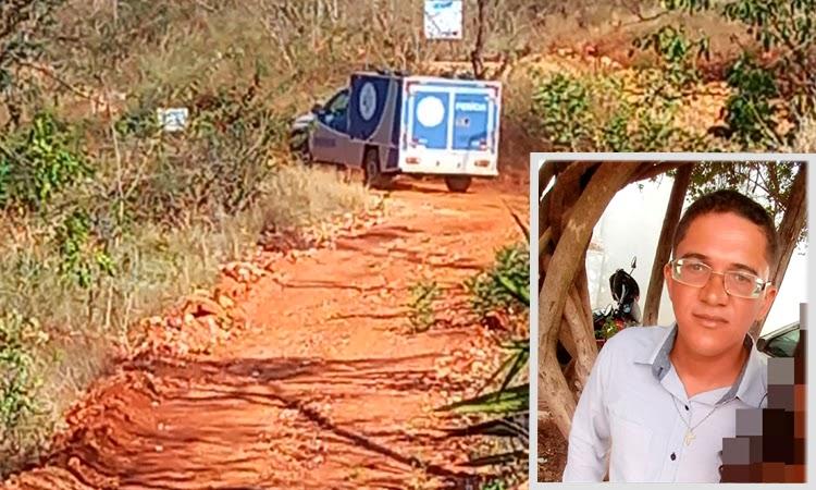 Homem morre em acidente de trabalho na Chapada Diamantina
