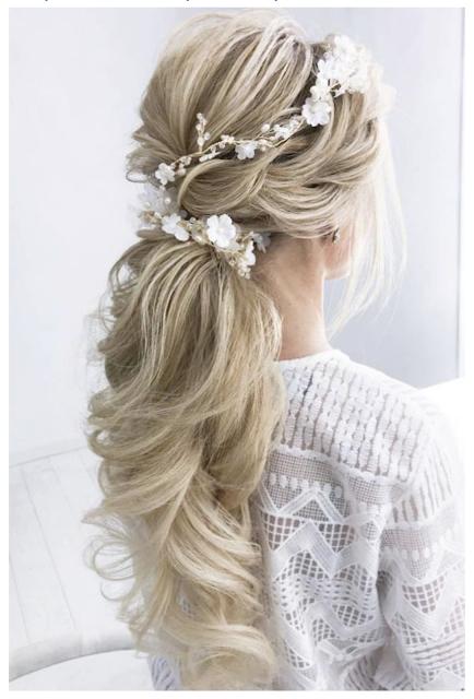 ponytail hairstyles 2019