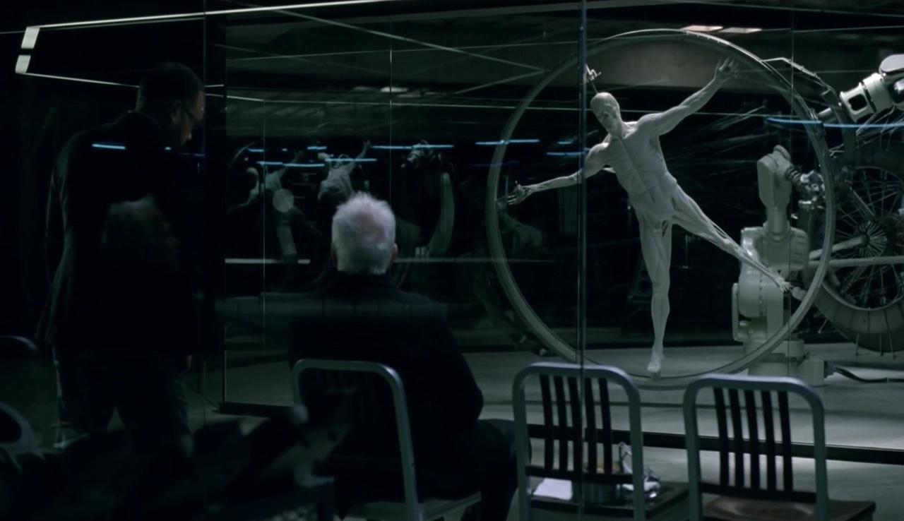 Westworld 1x01