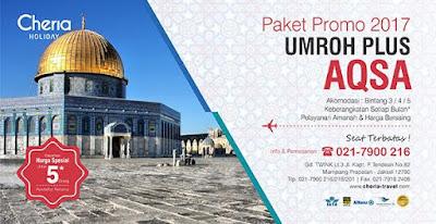 Umroh Plus Al Aqsa / Aqsha