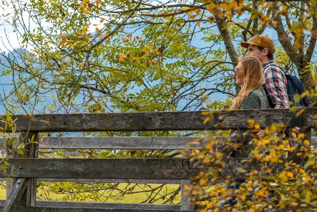 Talwanderung Inzell | Herbstwandern im Chiemgau | Moor-Erlebnis-Pfad und Reifenrutsche Kesselalm 11