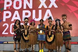 12 Putra-putri Mimika Duta Ambassador PON XX Siap Promosikan Budaya Papua