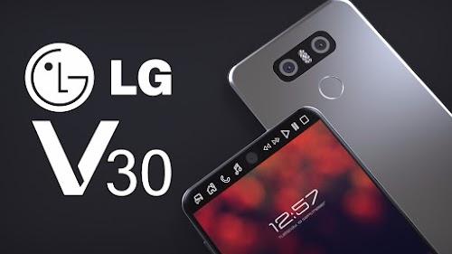 VIDEO TEASER LG V30 SUDAH MUNCUL. BEGINI DESAIN KONSEP LG V30