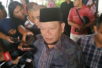 "Jenguk Wiranto, La Nyalla: Mana Mungkin ""Settingan"", Ususnya Dioperasi 47 Cm"