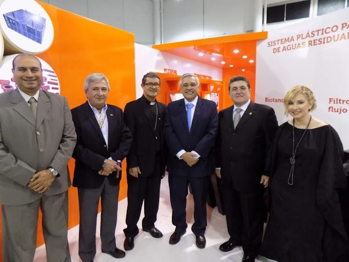 Plastigama presentó productos innovadores en la Feria IPLAS 2019