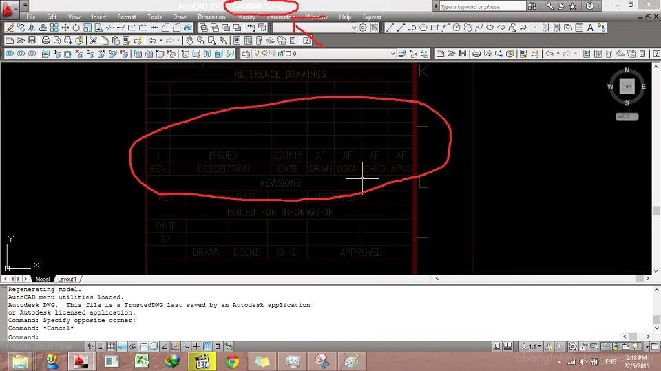 Cara edit file Xref (AUTOCAD) ~ Wilujeng Sumping di Blog Abang