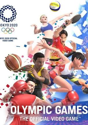 Capa do Jogos Olímpicos de Tokyo 2020