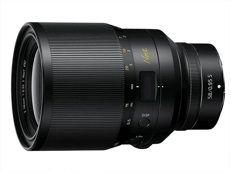NIKKOR Z 58mm F/0.95 'Noct'