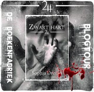 Recensie door De boekenfabriek over de novelle Zwart hart van Sophia Drenth