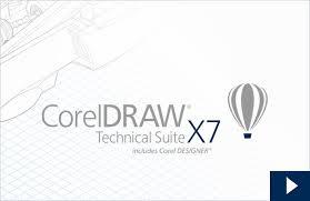 Pengertian,Fungsi,dan tools nya dari CorelDraw X7 Graphics