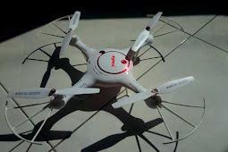 Review Drone Syma X5UW, Drone Murah Dibawah 1 juta