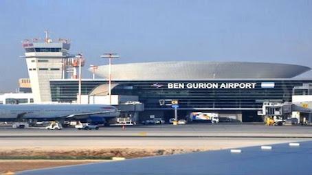 Interrogatoire sans fin à l'aéroport de Tel-Aviv, Israel