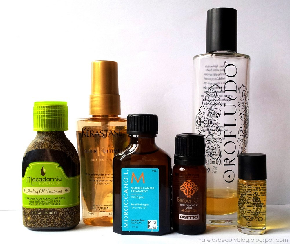 Best Oils For Greasy Natural Hair