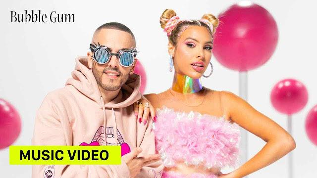 Bubble Gum Song Lyrics - Lele Pons & Yandel