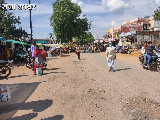 फिर से लगा मैनपुर में साप्ताहिक बाजार | mainpur saptahik bazaar