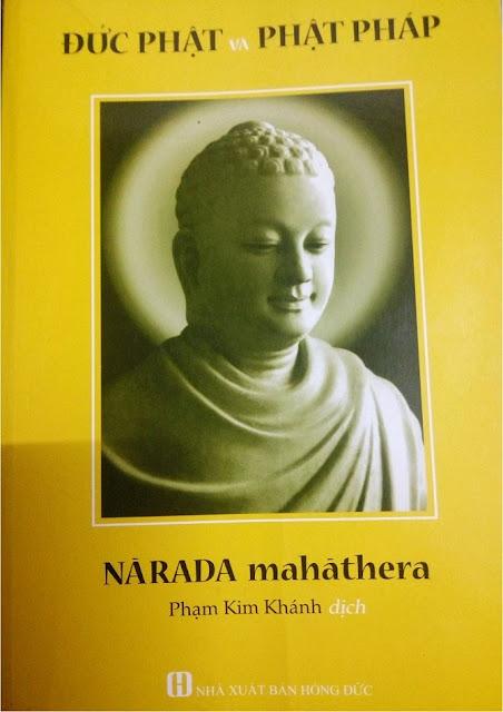 Bìa cuốn sách - ĐỨC PHẬT và PHẬT PHÁP - Đạo Phật Nguyên Thủy (Đạo Bụt Nguyên Thủy)