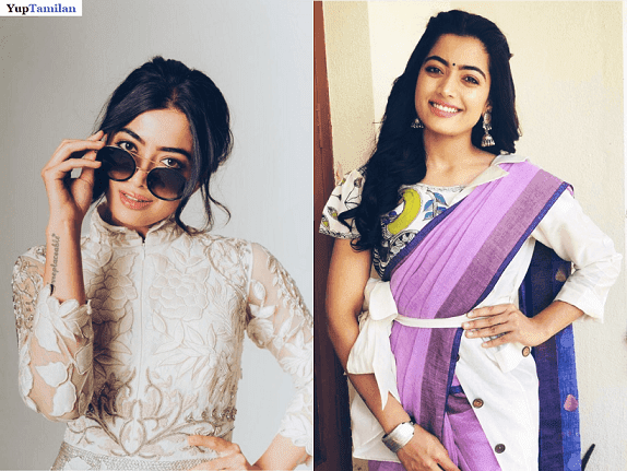 Rashmika Mandanna Cute and Spicy Photos