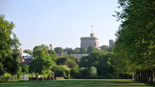 Windsor Castle, UK, where Commonwealth leaders held closed-door meetings on Friday (Picture Credit: Flickr/Richard Hodgson) Click to Enlarge.