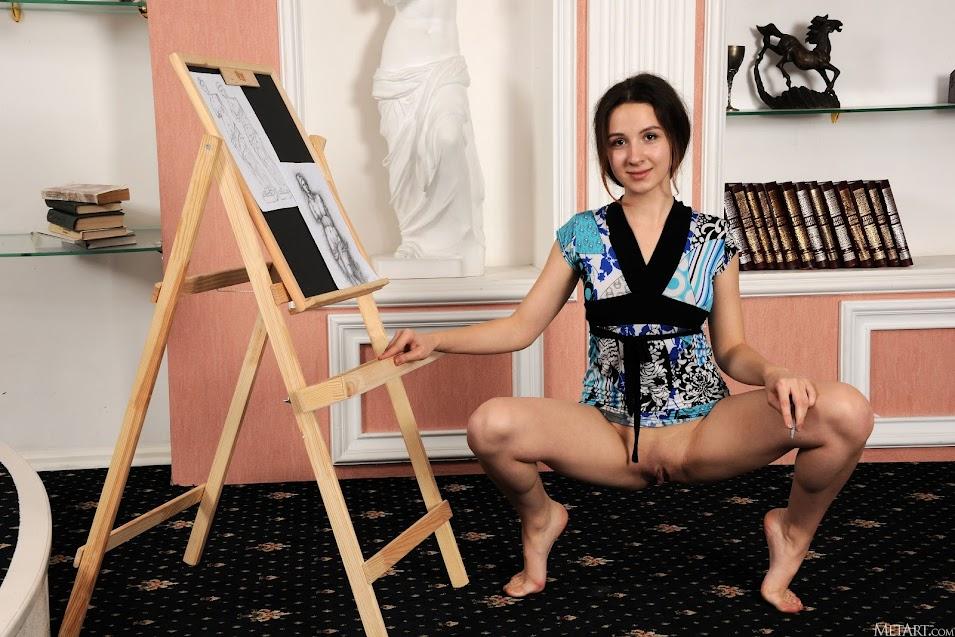 [Met-Art] Melissa Maz - Gifted - Girlsdelta