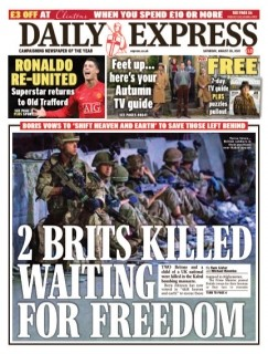 Daily Express Magazine 28 August 2021